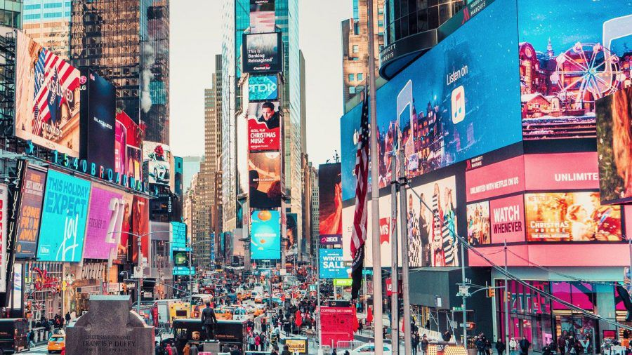 Urlaubsreisen nach New York City sind derzeit nicht möglich. (jom/spot)