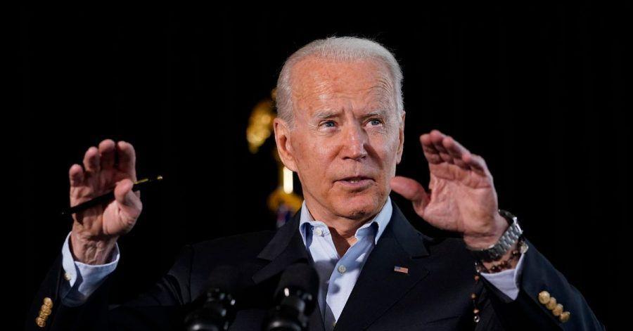 US-Präsident Biden informierte sich über den aktuellen Stand des Rettungseinsatzes.
