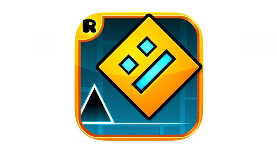 Das Spielprinzip von «Geometry Dash» ist einfach: man steuert einen Block, der unaufhaltsam durch verschiedene Levels schreitet.