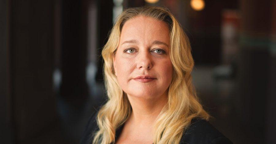 Katharina Wagner, die künstlerische Leiterin und Geschäftsführerin der Bayreuther Festspiele.