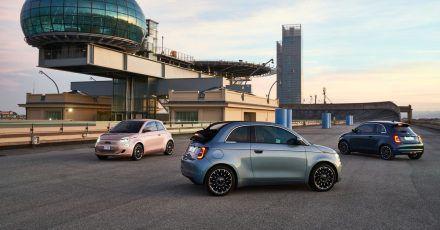 Mit dem 500e startet Fiat endlich seine Strom-Offensive. Erfolgsrezept der Italiener bleibt aber das Retrodesign.