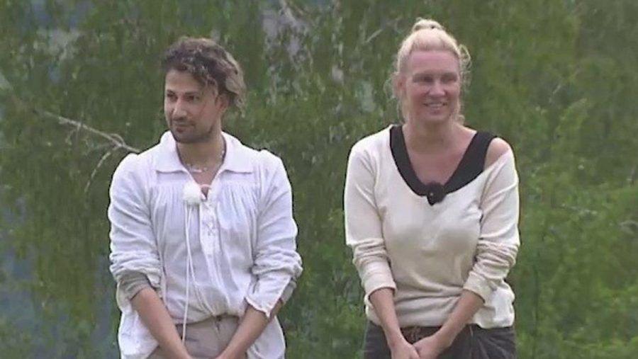 Yoncé Banks (l.) und Magdalena Brzeska treten im Finale gegeneinander an.  (smi/spot)