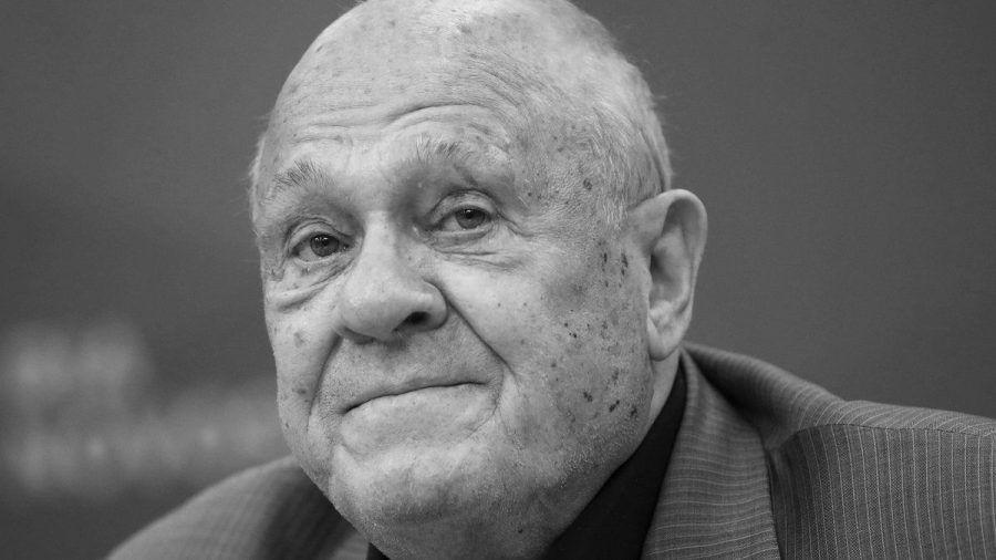 Wladimir Menschow wurde 81 Jahre alt. (smi/spot)