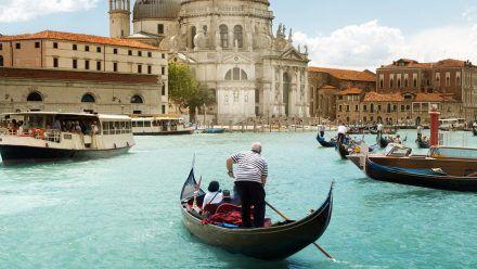 Venedig will nach der Corona-Pandemie wieder aufatmen. (kms/spot)
