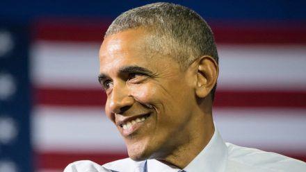 Barack Obama gibt wieder mal Musik-Tipps. (rto/spot)