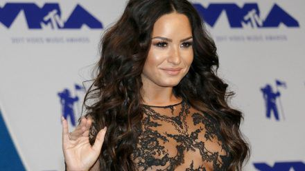 Demi Lovato 2017 auf einer Veranstaltung. (mia/spot)