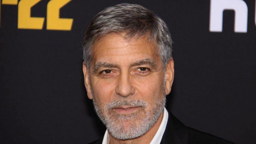George Clooney verbringt seine Zeit gerne in Italien am Comer See.  (aha/spot)