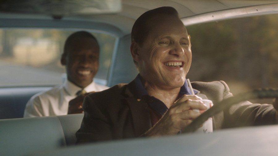 "Viggo Mortensen (r.) als Tony ""Lip"" Vallelonga und Mahershala Ali als Don Shirley. (stk/spot)"