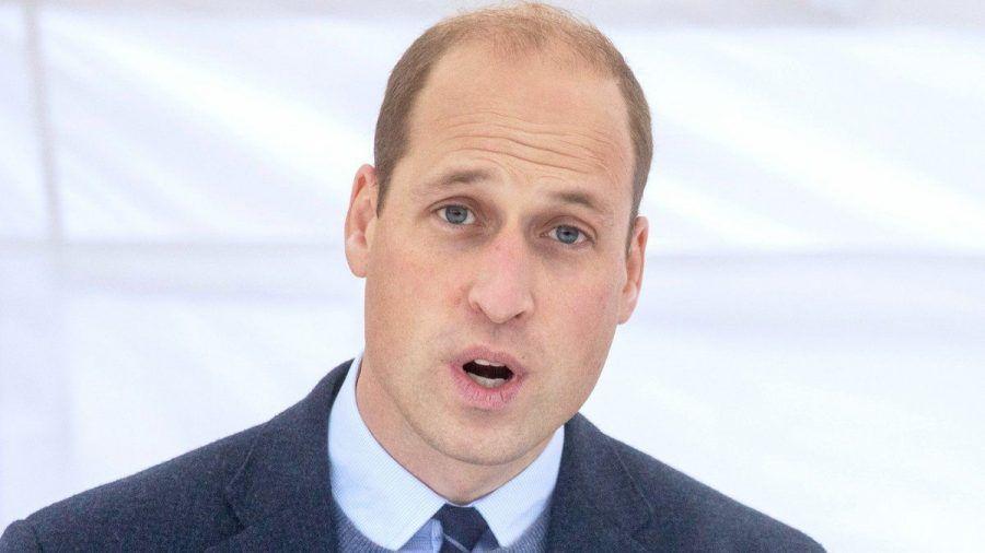 Prinz William hat keinerlei Verständnis für die rassistischen Entgleisungen manch englischer Fans. (dr/spot)