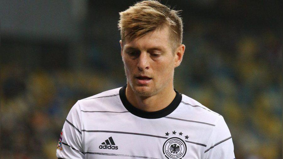 Toni Kroos wird nicht mehr im Trikot der deutschen Nationalmannschaft auf dem Spielfeld stehen.  (amw/spot)