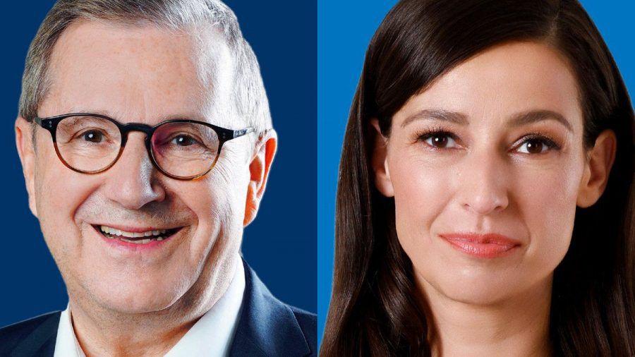 Jan Hofer und Pinar Atalay starten im August bei RTL durch. (stk/spot)