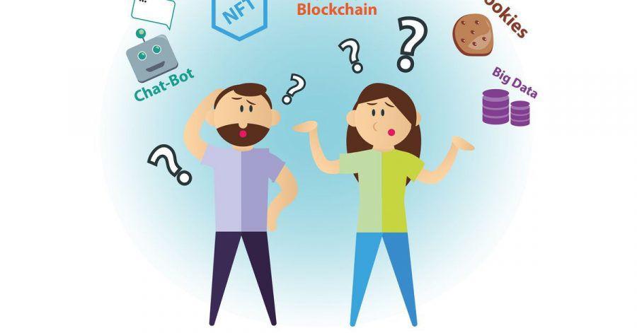 Keine Ahnung von Blockchain, NFT und Co.? Kein Problem. Das geht vielen Menschen in Deutschland so.