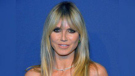 """Heidi Klum zierte mit ihrer Tochter Leni das Cover der deutschen """"Vogue"""".  (aha/spot)"""
