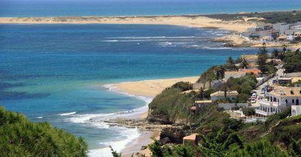 Strand von Caños de Meca: An der Costa de la Luz machen auch viele Spanier gerne Urlaub.