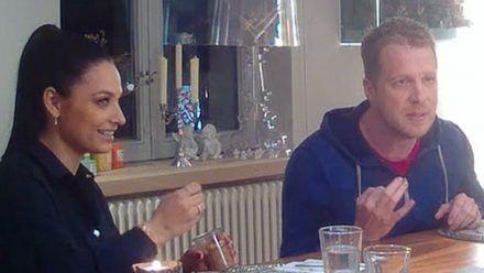 """Amira Pocher legt ihren Mann Oliver in """"Verstehen Sie Spaß?"""" herein. (tae/spot)"""