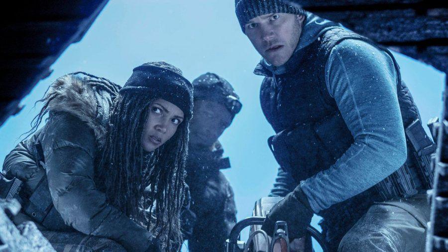 """Chris Pratt (r.) kämpft in """"The Tomorrow War"""" für das Überleben der Menschheit. (wag/spot)"""