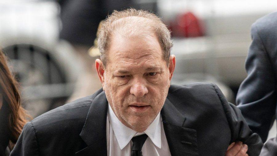 Harvey Weinstein während seines Prozesses Anfang 2020 in New York. (wue/spot)