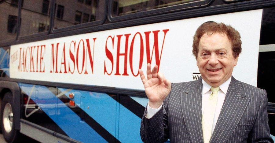 US-Komiker Jackie Mason ist im Alter von 93 Jahren gestorben.