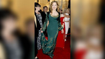 Zu den Oscars 1998 trug Kate Winslet dieses bezaubernde Kleid. (nra/spot)