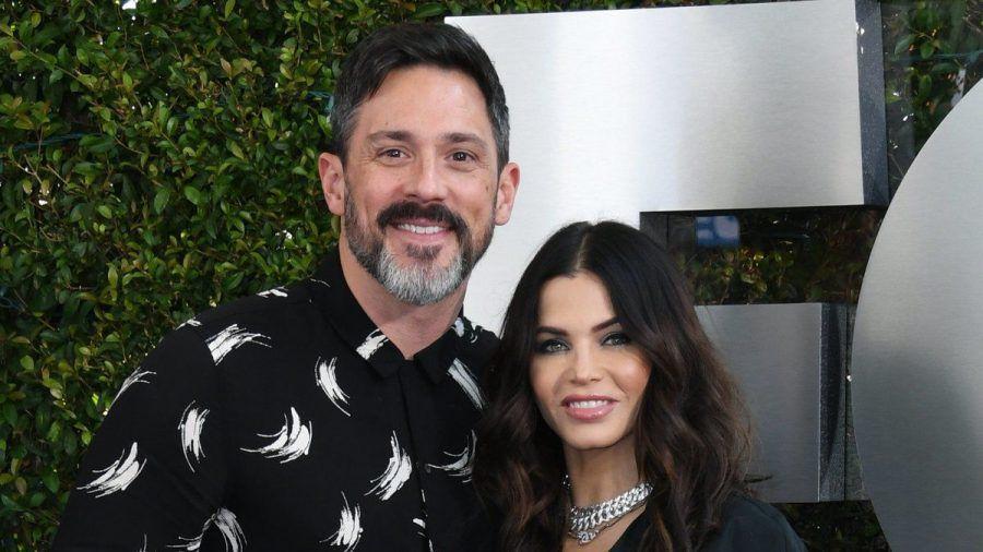 Steve Kazee und Jenna Dewan Ende 2019 in Los Angeles (wue/spot)