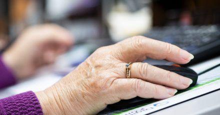 Es ist nie zu spät, sich die digitale Welt zu erschließen.