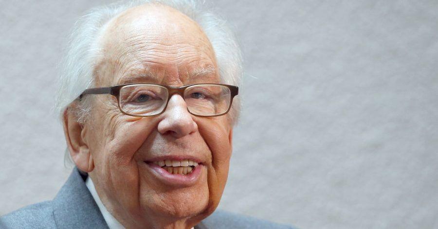 Er war einer der Großen seiner Zunft:Modedesigner Uli Richter ist mit 94 Jahren gestorben.