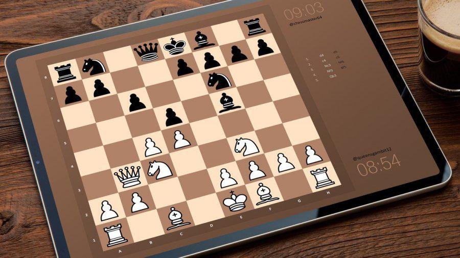 Per App können Spieler entweder gegen die Anwendung trainieren oder online gegen Freunde antreten. (elm/spot)