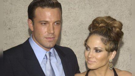 Ben Affleck und Jennifer Lopez waren bereits Anfang der 2000er ein Paar. (wag/spot)
