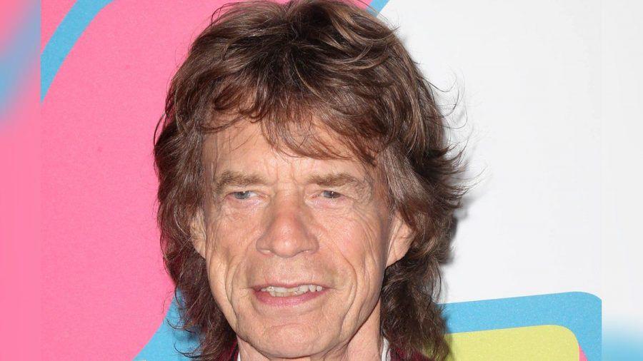 Mick Jagger steht seit Jahrzehnten mit den Rolling Stones auf der Bühne. (hub/spot)
