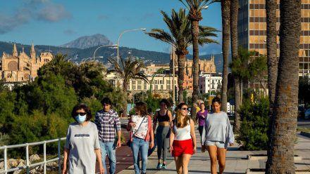 Die Infektionszahlen in Spanien steigen rasant an. (eee/spot)
