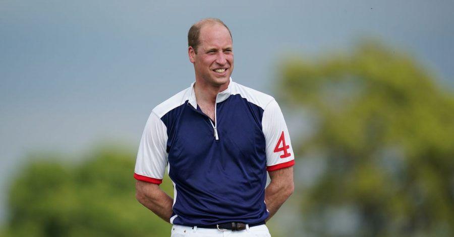 Der sportinteressierte britische Prinz William, weiß, welchem Team er im EM-Finale die Daumen drückt.