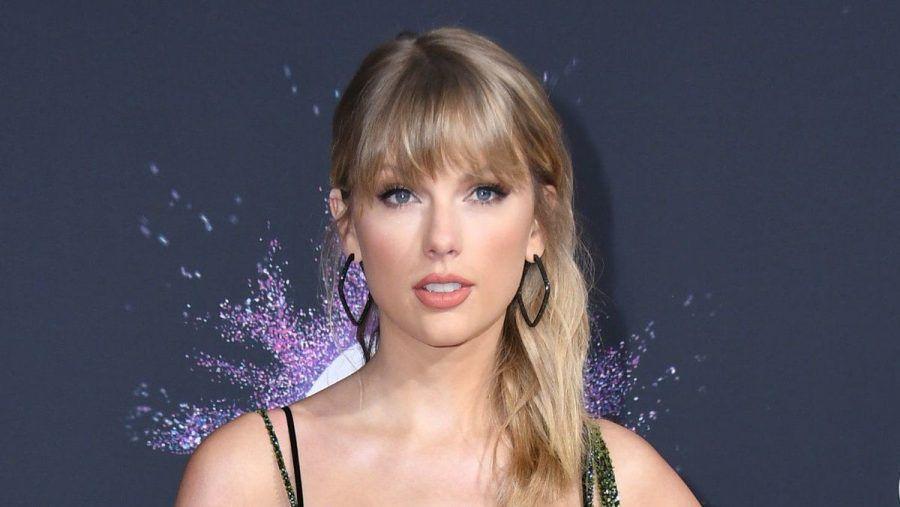 Taylor Swift bei den American Music Awards in Los Angeles 2019. (nra/spot)