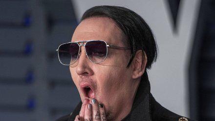Marilyn Manson wird von mehreren Frauen beschuldigt, sie sexuell missbraucht zu haben. (dr/spot)