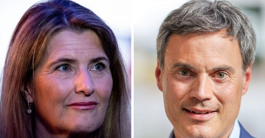 Wer macht das Rennen:Tina Hassel oder Norbert Himmler?