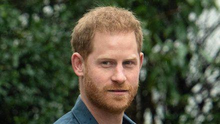 Prinz Harry ist sein eigener Herr. (rto/spot)