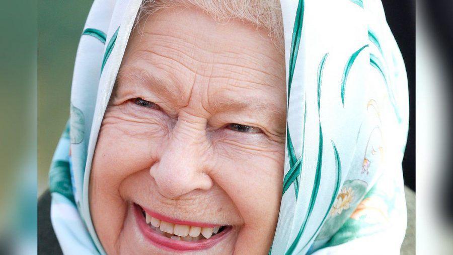 Die Queen bei einem Auftritt in Norfolk. (hub/spot)