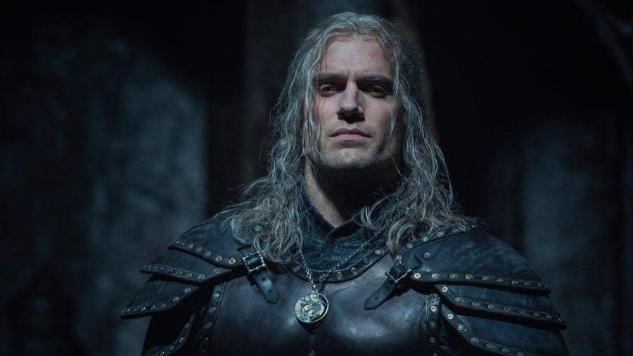 Henry Cavill als Hexer Geralt (jom/spot)