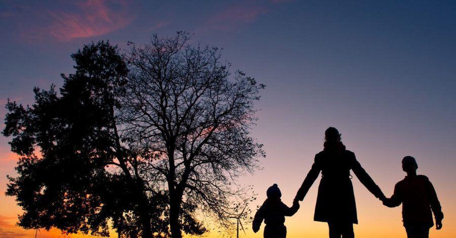 Bis zum 18. Geburtstag eines Kindes kann  Erziehungsrente bezogen werden.