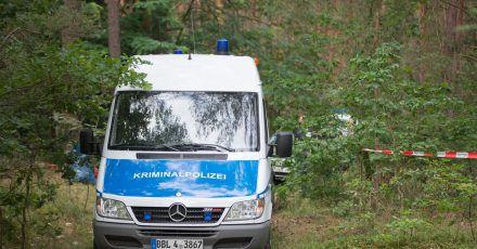 In einer Bunkeranlage in einemWaldstück bei Oranienburg wurde vor einer Woche eine Frauenleiche gefunden.
