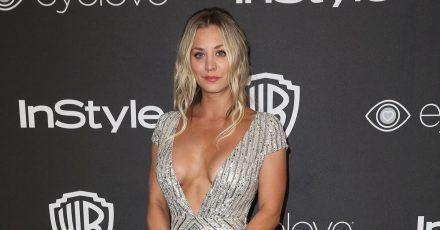 Schauspielerin Kaley Cuoco bekam die gleiche Gage wie ihre männlichen Kollegen.