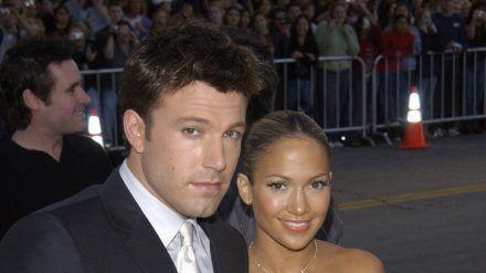 Ben Affleck und Jennifer Lopez waren bereits von 2002 bis 2004 ein Paar. (tae/spot)