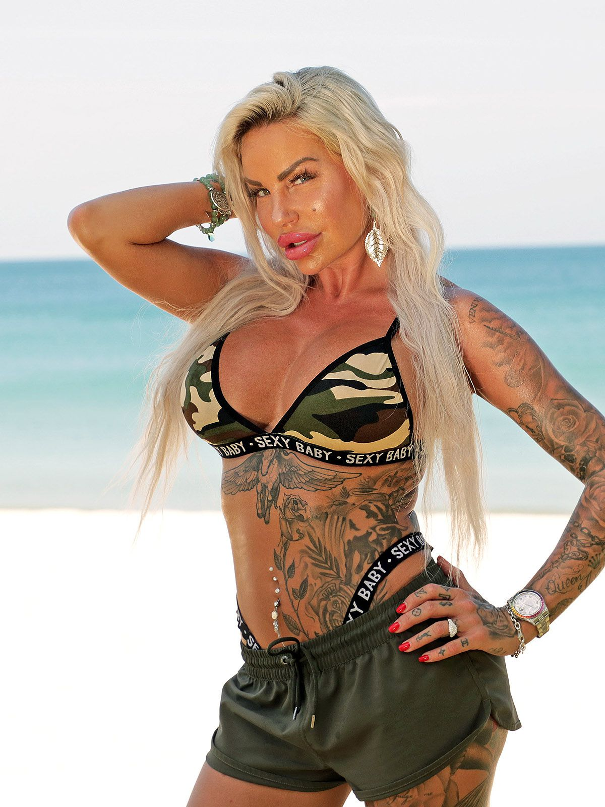 """Kampf der Realitystars""-Steckbrief (3): Gina-Lisa Lohfink"