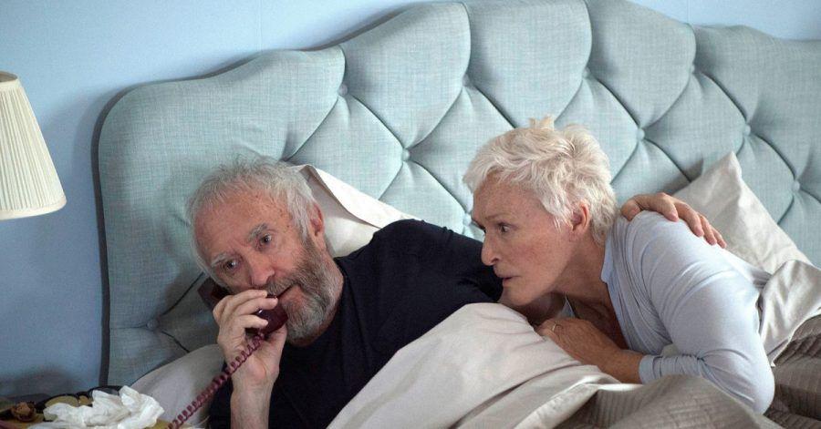 Joan (Glenn Close) hält zu Joe (Jonathan Pryce) - auch in seinen schwachen Momenten.