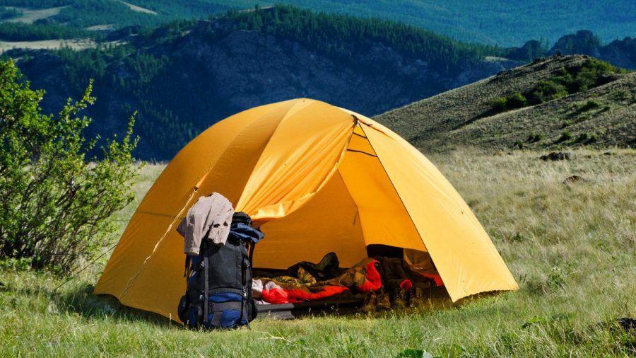 Beim Zelten lässt sich die Natur in vollen Zügen genießen.  (amw/spot)