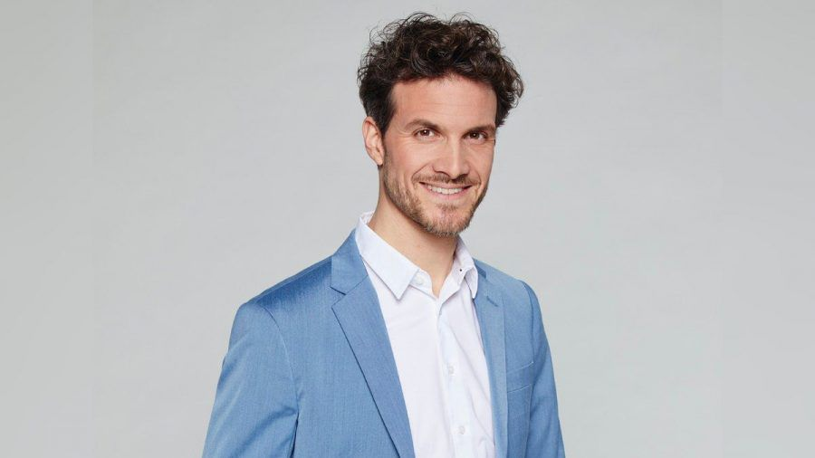 """Thaddäus Meilinger ist seit fünf Jahren Teil der """"Gute Zeiten, schlechte Zeiten""""-Familie.  (amw/spot)"""