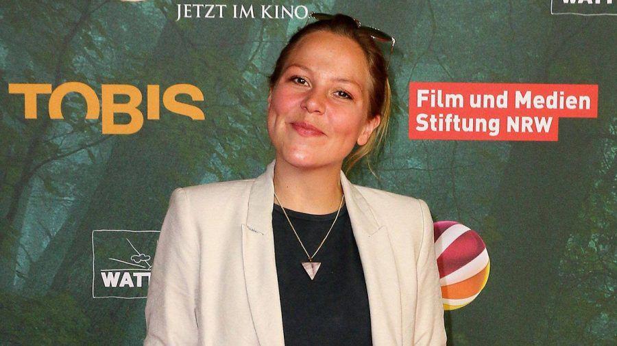 Franziska van der Heide wird zum ersten Mal Mutter. (eee/spot)