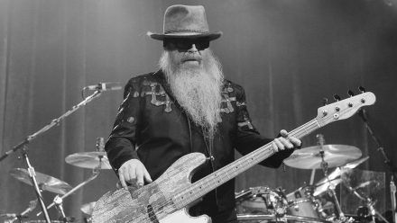 Dusty Hill war Bassist der Kultband ZZ Top. (eee/spot)
