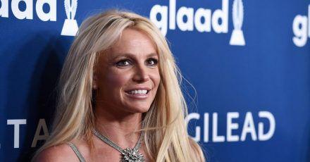 Britney Spears kommt bei den 29. GLAAD Media Awards an. (Archivbild)
