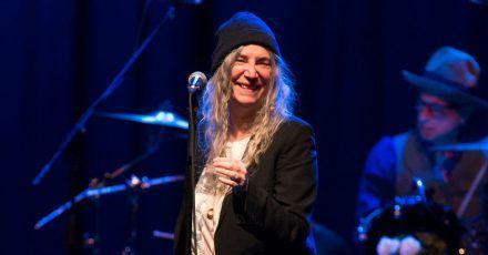 Patti Smith darf in New York nicht fehlen. Hier begann einst ihre Karriere.