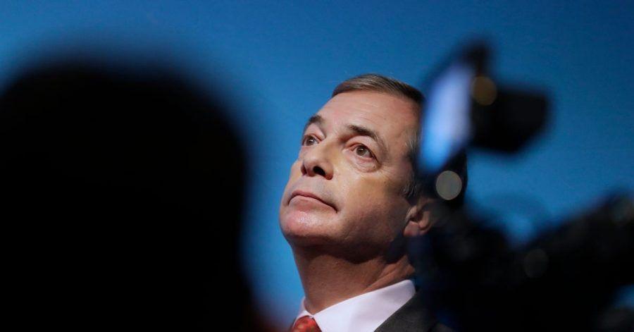 Nigel Farage hat einen neuen Job.